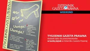 TGP. Tygodnik Gazeta Prawna. 26 lipca 2019