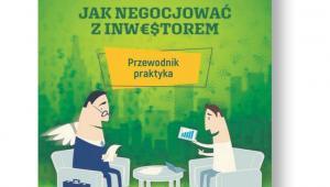 """Franciszek Migaszewski """"Finansowanie startupów. Jak negocjować z inwestorem?"""" Poltext, Warszawa 2019"""