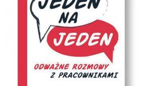 """Inga Bielińska, Zofia Jakubczyńska """"Jeden na jeden. Odważne rozmowy z pracownikami. Dialogi i praktyczne ćwiczenia"""" MT Biznes, Warszawa 2018"""