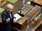 Boris Johnson: Posłowie chcący blokować bezumowny brexit kolaborują z UE