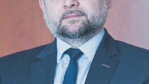 Jakub Chojnicki dyrektor departamentu nadzoru i kontroli Głównego Inspektoratu Pracy