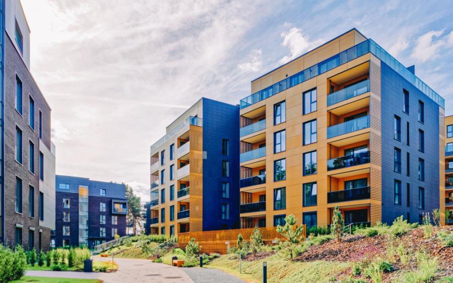 osiedle mieszkaniowe mieszkania bloki