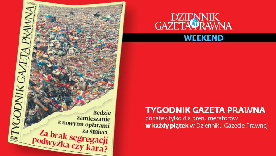 Tygodnik Gazeta Prawna 9 sierpnia 2019