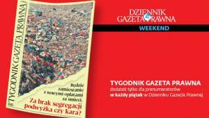 Tygodnik Gazeta Prawna z 9 sierpnia 2019