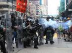 """""""USA głęboko zaniepokojone ruchami sił paramilitarnych pod Hongkongiem"""""""
