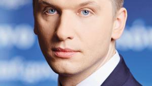 Piotr Nowak wiceminister finansów, fot. Dariusz Iwański materiały prasowe