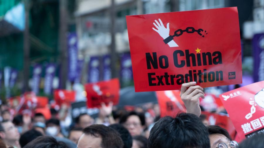 Protesty w Hongkongu 2019