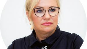 Barbara Misiewicz-Jagielak dyrektor ds. zewnętrznych, Polpharma