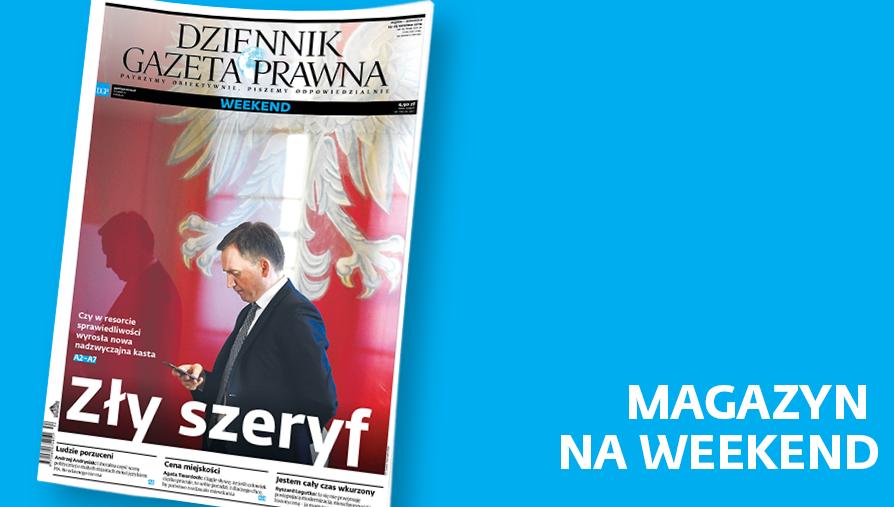 okładka Magazyn 23 sierpnia 2019