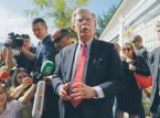 Doradca Trumpa odwiedzi Białoruś. Od 25 lat nie było w Mińsku tak ważnego amerykańskiego polityka