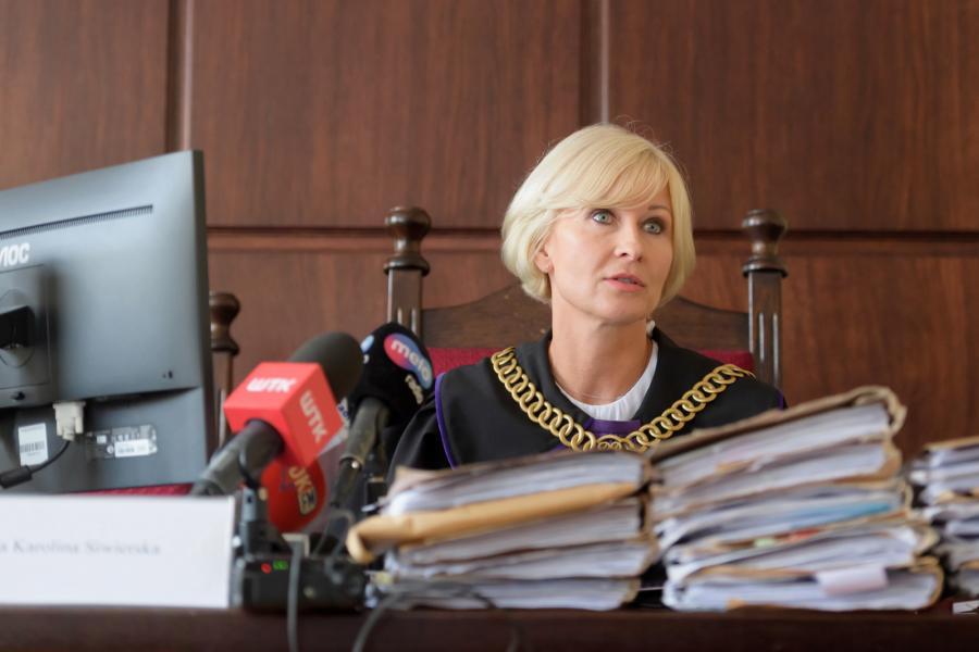 Wyrok. Poznanński sąd. Mafia wnuczkowa