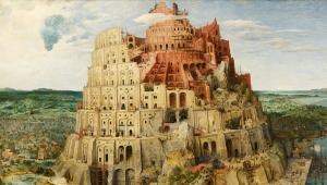 Wieża Babel – obraz Pietera Bruegla namalowany w 1563 roku.