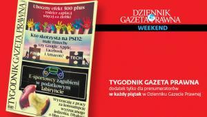Tygodnik Gazeta Prawna 13 września 2019