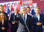 Robert Biedroń chce być wspólnym kandydatem Lewicy na prezydenta