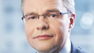 Maciej Trybuchowski, od roku prezes Krajowego Depozytu Papierów Wartościowych, instytucji odpowiedzialnej za prowadzenie i nadzorowanie systemu rejestracji papierów wartościowych oraz systemu rozrachunku transakcji zawieranych w obrocie instrumentami finansowymi