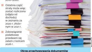 Jak długo archiwizować księgi - fiskus kontra podatnicy