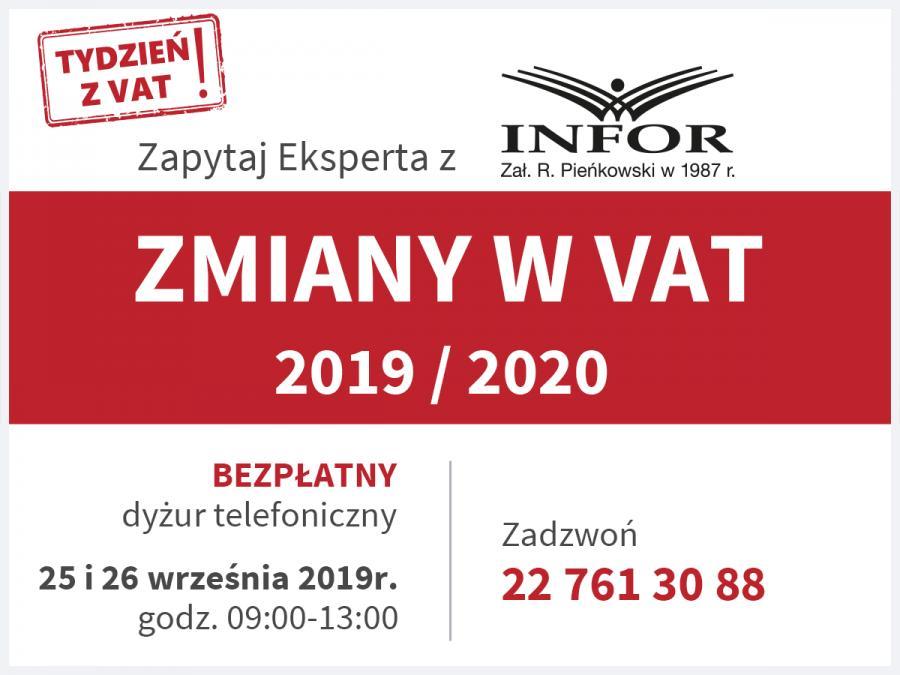 ekspert VAT dyżur