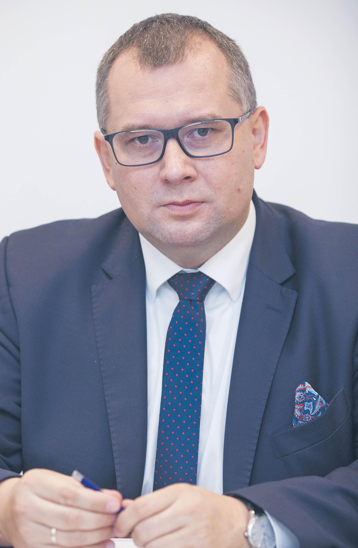 Paweł Kolczyński, wiceprezes zarządu Agencji Rozwoju Przemysłu SA