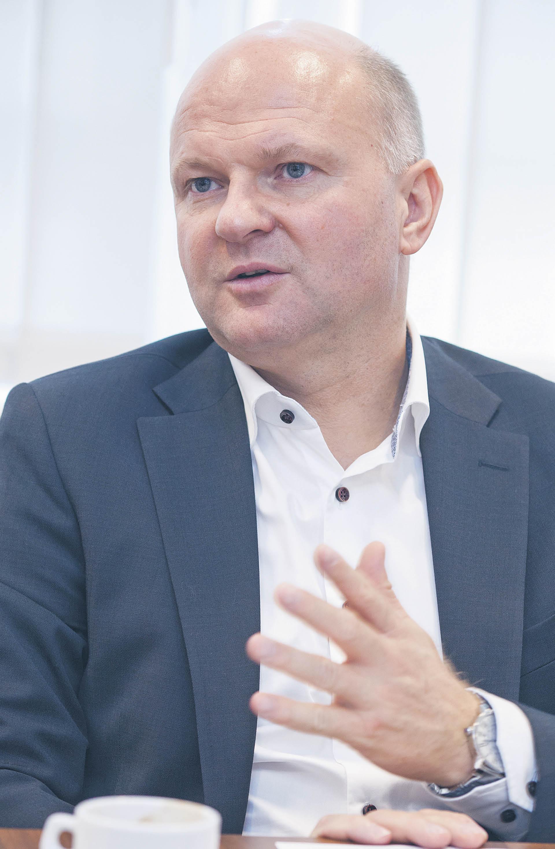Artur Wiza, wiceprezes zarządu Asseco Poland SA