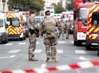Czterech policjantów nie żyje po ataku nożownika na komendę w Paryżu
