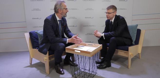 Ciesiołkiewicz: Kwestia odpowiedzialności za ochronę danych w sieci nabiera coraz większego...