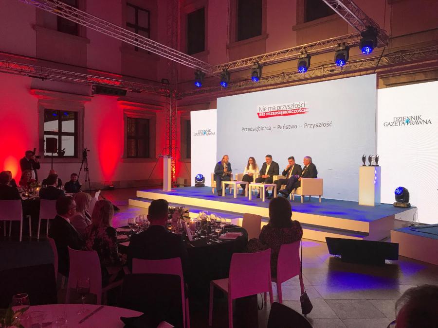 Gala Nie ma przyszłości bez przedsiębiorczości 2019
