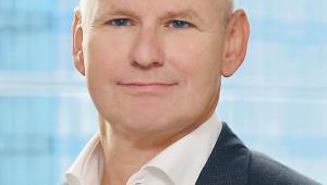 Alexander Fleischmann, dyrektor generalny polskiego oddziału Raiffeisen Bank International. fot. materiały prasowe