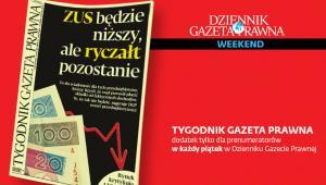 Tygodnik Gazeta Prawna. TGP. 11 października 2019 r. Okładka