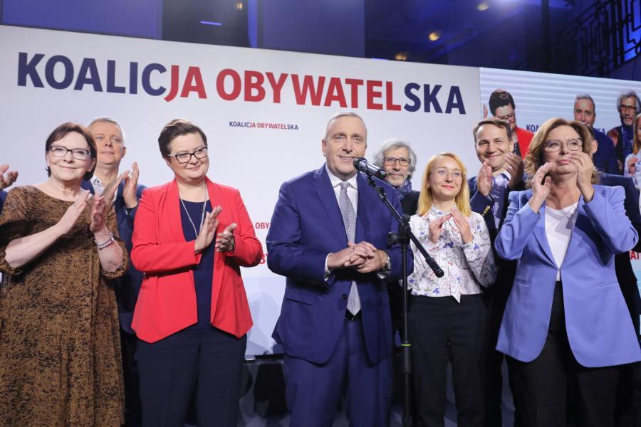 wybory Grzegorz Schetyna