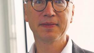 Peter Oliver Loew – niemiecki historyk i tłumacz z języka polskiego. Od października br. dyrektor Niemieckiego Instytutu Spraw Polskich w Darmstadt fot. Grzegorz Lityński/materiały prasowe