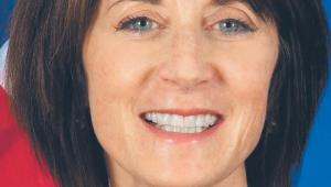 Denise Natali, wiceminister w Departamencie Stanu USA, szefowa Biura ds. Konfliktów i Operacji Stabilizacyjnych  fot. materiały prasowe