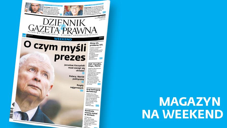 okładka Magazyn 18 października 2019 r