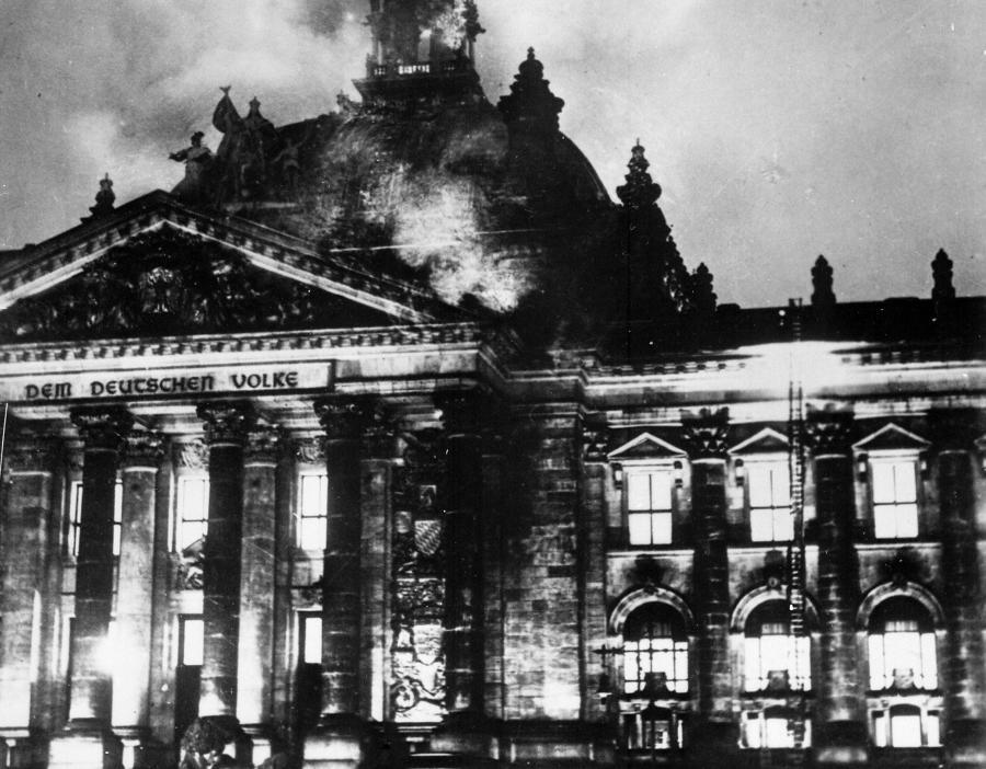 Pożar Reichstagu