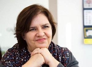 Wiesława Czarnecka dyrektor ds. zarządzania personelem, Siemens Polska