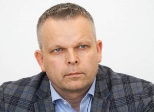 Jarosław Bułka pełnomocnik prezydenta miasta Krakowa ds. transformacji cyfrowej