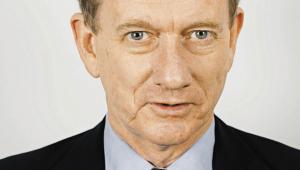 Iain Begg ekonomista polityczny, badacz z Instytutu Europejskiego London School of Economics i dyrektor projektu badawczego Dahrendorf Forum  fot. Materiały prasowe