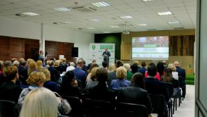 Wystąpienie Marka Zagórskiego, Ministra Cyfryzacji (Fot. Barbara Siwek)