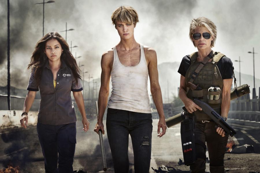 """""""Terminator: Mroczne przeznaczenie"""""""