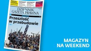 Magazyn DGP. Okładka. 8.11.2019