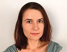 Magdalena Nowicka-Franczak doktor socjologii, pracuje w Zakładzie Badań Komunikacji Społecznej Uniwersytetu Łódzkiego, zajmuje się analizą dyskursu publicznego i pamięcią zbiorową  fot. Materiały prasowe