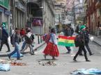 Koniec indiańskiego prezydenta. Boliwia w chaosie