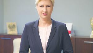 fot. Wojtek Górski dr Aleksandra Hadzik, prezes Kasy Rolniczego Ubezpieczenia Społecznego