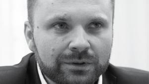 Przemysław Koch pełnomocnik ministra finansów ds. informatyzacji