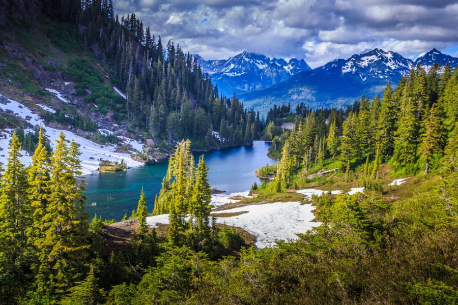 Park Narodowy Glacier (USA)