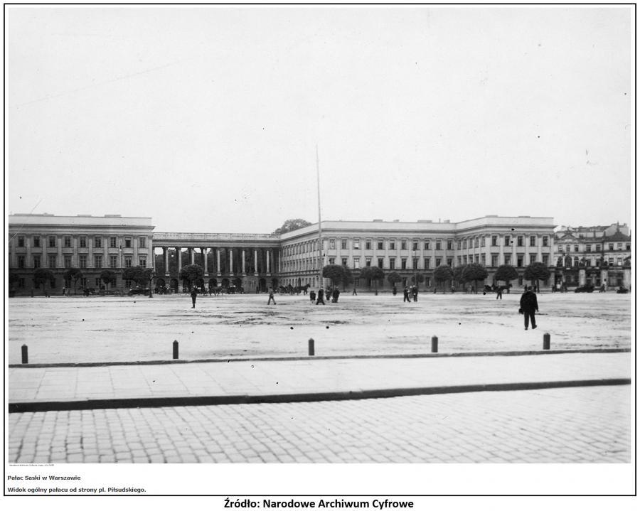 Przedwojenna Warszawa