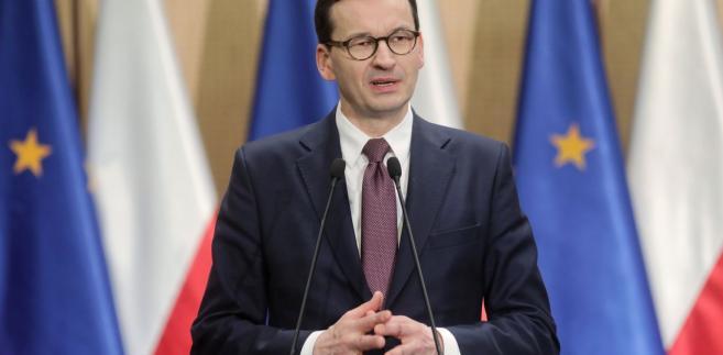 Morawiecki: Z całą pewnością będziemy kontynuować reformę wymiaru sprawiedliwości