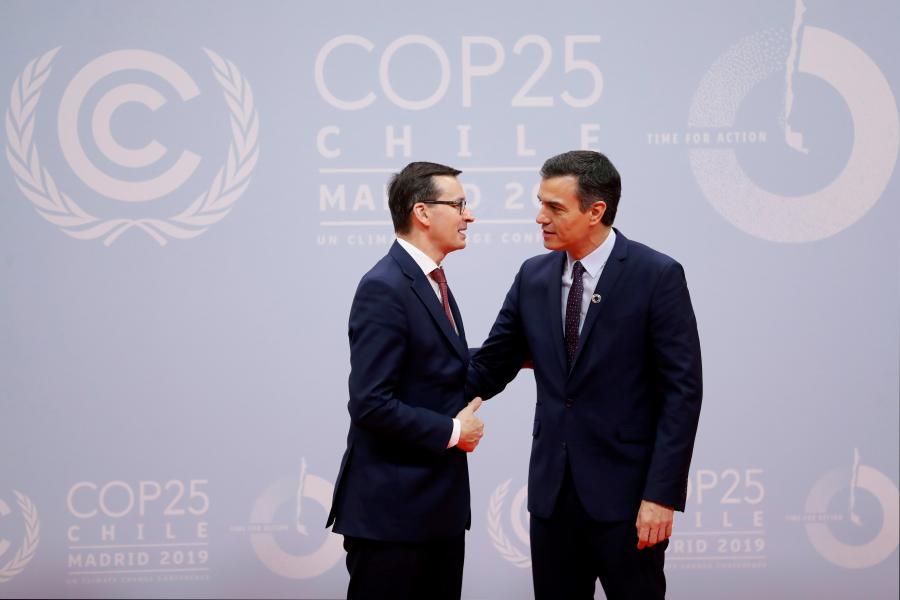 Morawiecki COP25