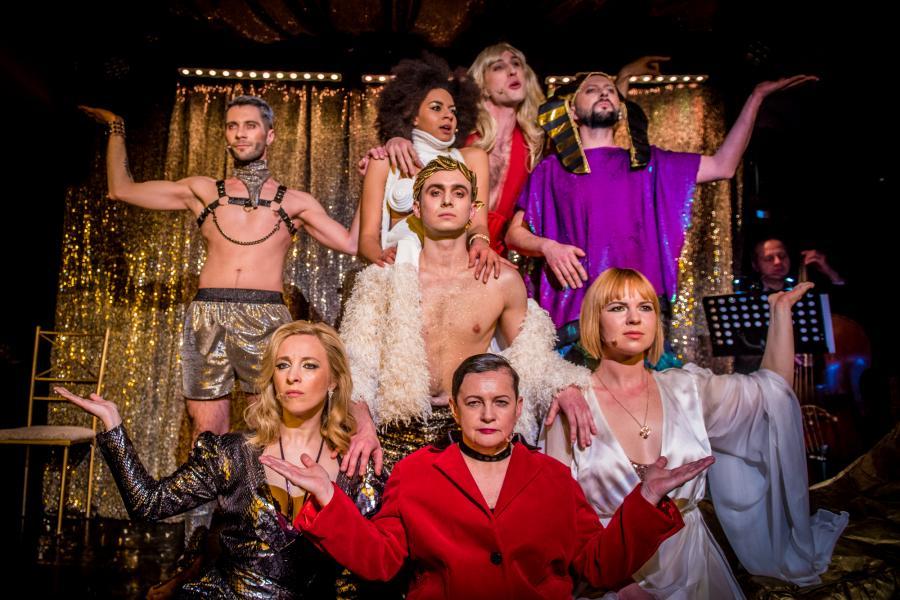 Teatr Extravaganza - fot. M.Zakrzewski