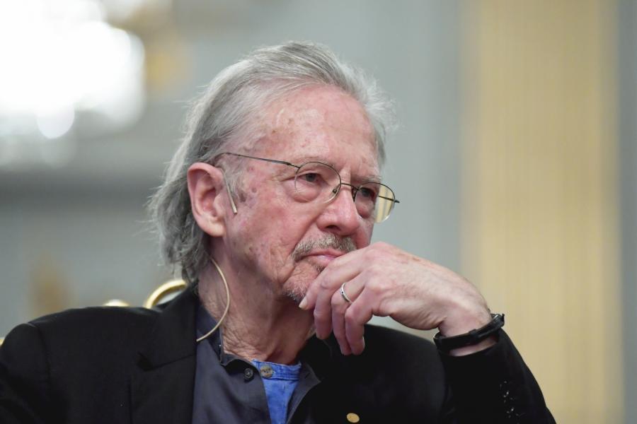 Peter Handke Sztokholm