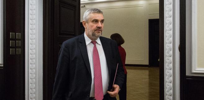 Ardanowski: Pracujemy nad wprowadzeniem obowiązkowych ubezpieczeń w rolnictwie